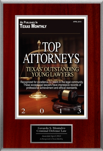 Top Attorneys - Texas' Outstanding Young Lawyers