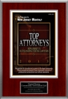 Top Attorneys - New Jersey's Outstanding Young Lawyers