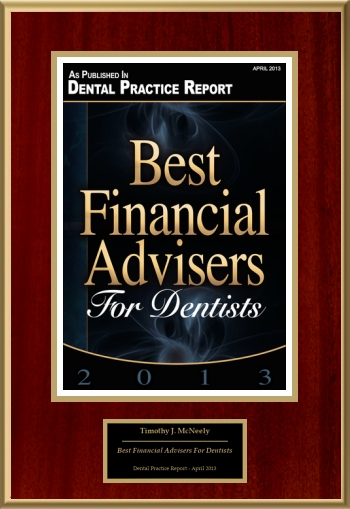 Best Financial Advisers For Dentists