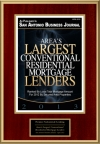 Area's Largest Conventional Residential Mortgage Lenders