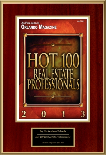 Hot 100 Real Estate Professionals