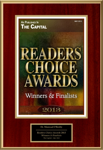 Readers Choice Awards 2013