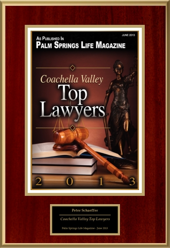 Coachella Valley Top Lawyers