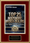 Top 25 Independent Broker-Dealers By Highest Average Production