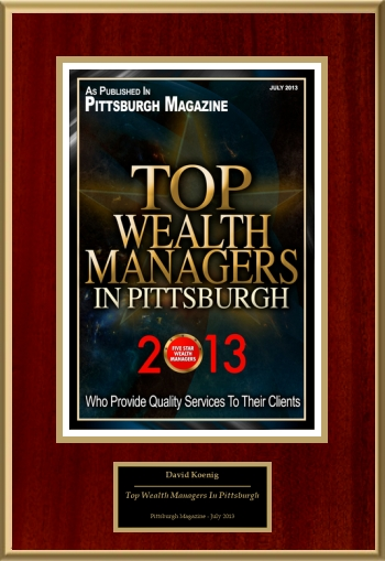 Top Wealth Managers In Pittsburgh