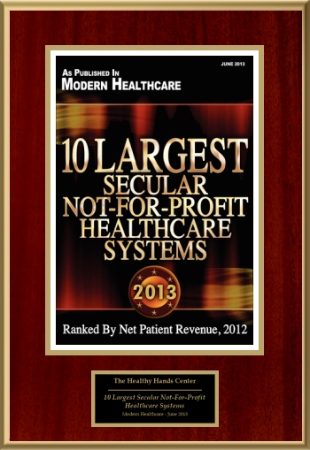 10 Largest Secular Not-For-Profit Healthcare Systems