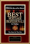 Best Mortgage Professionals In Dallas