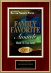 2013 Family Favorite Awards