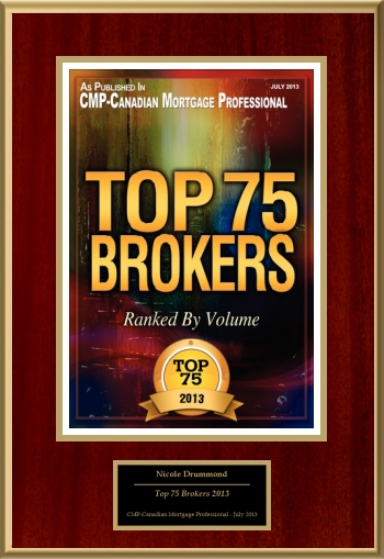 Top 75 Brokers 2013