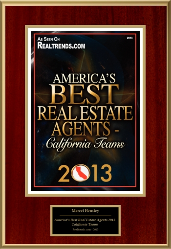 America's Best Real Estate Agents 2013 - California Teams