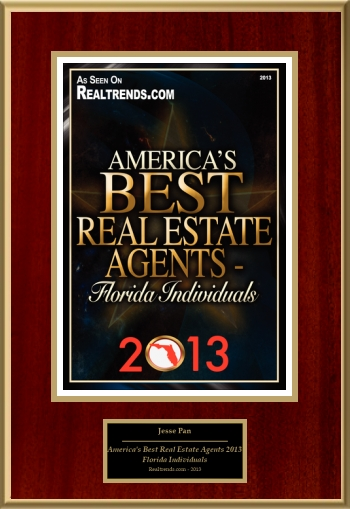 America's Best Real Estate Agents 2013- Florida Indviduals