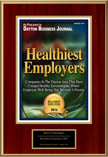 Healthiest Employers 2013
