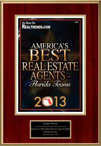 America's Best Real Estate Agents 2013 -  Florida Teams