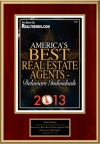 America's Best Real Estate Agents 2013 - Delaware Individuals