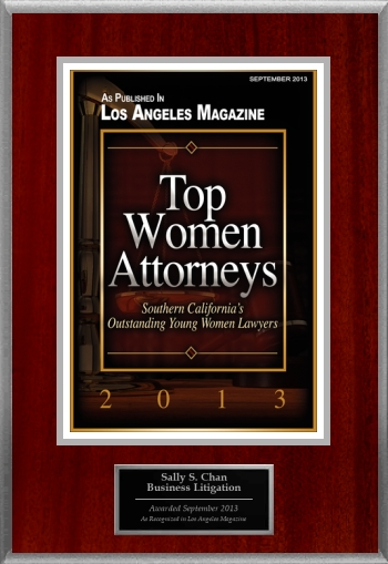 Top Women Attorneys - Southern California's Outstanding Young Women Lawyers