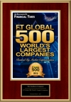 FT Global 500:  World's Largest Companies