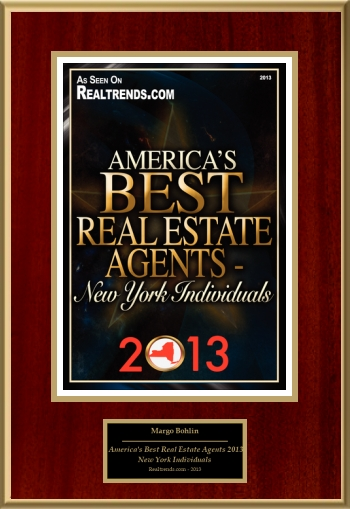 America's Best Real Estate Agents 2013 - New York Individuals
