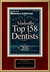 Nashville's Top 158 Dentists 2013