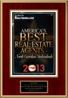 America's Best Real Estate Agents 2013 - North Carolina Individuals