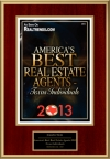 America's Best Real Estate Agents 2013 - Texas Individuals