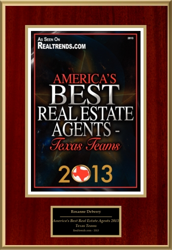 America's Best Real Estate Agents 2013 - Texas Teams