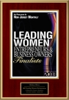 2013 Leading Women Entrepreneurs & Business Owners Finalists