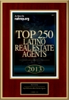 Top 250 Latino Real Estate Agents
