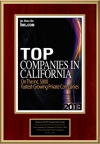 Top Companies In California On The Inc. 5000 Fastest-Growing Private Companies
