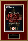 America's Best Real Estate Agents 2013 - Maryland Teams