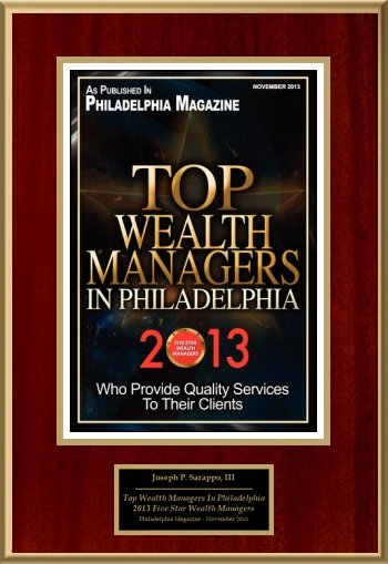 Top Wealth Managers In Philadelphia 2013