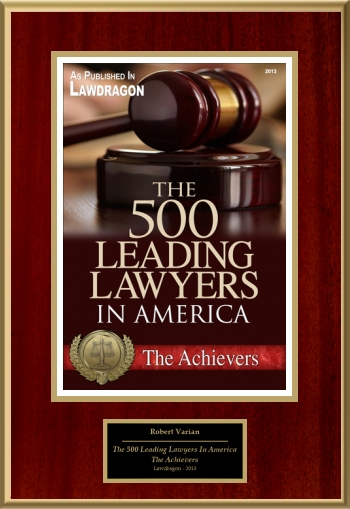 The 500 Leading Lawyers In America