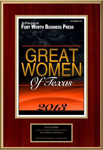Great Women Of Texas