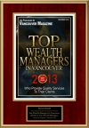 Top Wealth Managers In Vancouver
