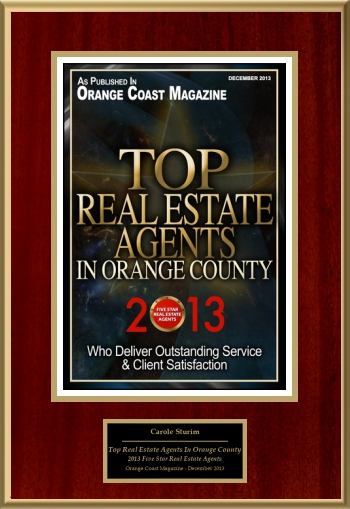 Top Real Estate Agents In Orange County