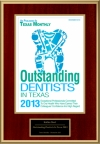 Outstanding Dentists In Texas 2013