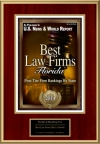 Best Law Firms 2014 - Florida