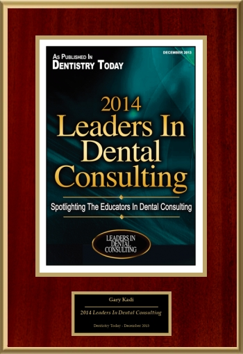2014 Leaders In Dental Consulting