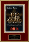 2014 Top Wealth Managers In New Jersey