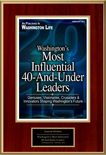 Washington's Most Influential 40-And-Under Leaders 2014