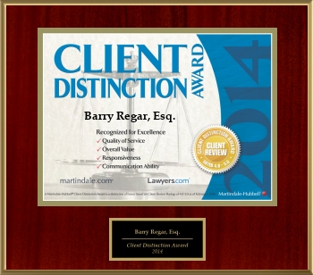 2014 Client Distinction Award
