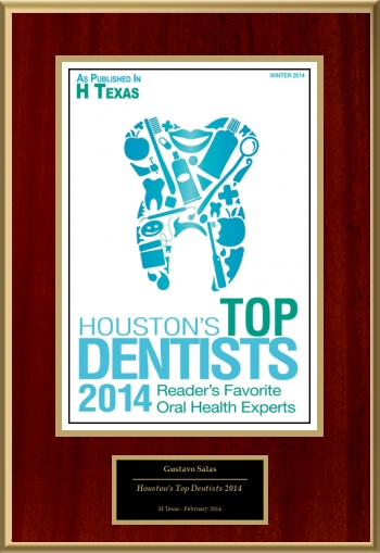 Houston's Top Dentists 2014