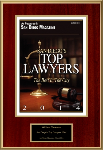 San Diego's Top Lawyers 2014