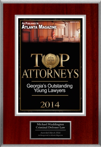 Top Attorneys - Georgia's Outstanding Young Lawyers