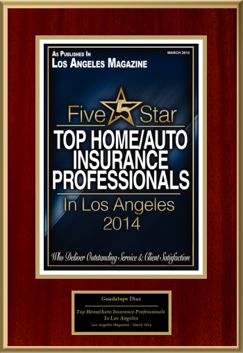 Top Home/Auto Insurance Professionals In Los Angeles