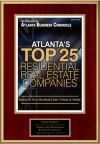 Atlanta's Top 25 Residential Real Estate Companies