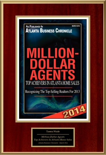 Million-Dollar Agents:  Top Achievers In Atlanta Home Sales