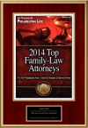 2014 Top Family-Law Attorneys