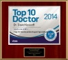 Vitals Top 10 Doctor by State