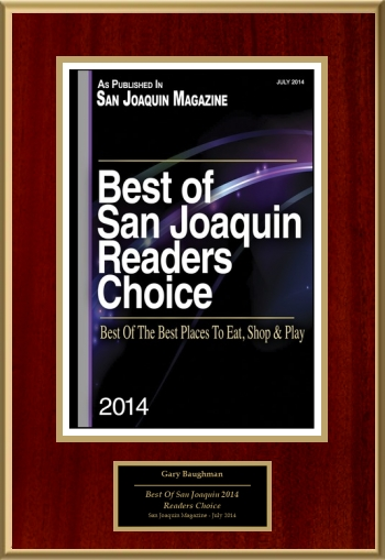 Best Of San Joaquin 2014 Readers Choice