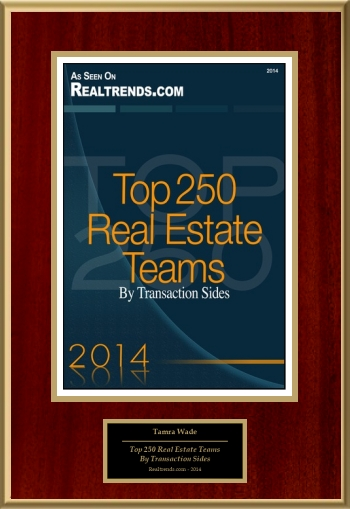 Top 250 Real Estate Teams By Transaction Sides